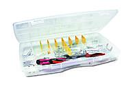 Органайзер Tayg 450 Estuche 38,7x23x4,9 см для хранения принадлежностей пластиковый прозрачный (010002)