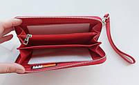 Жіночий шкіряний гаманець Balisa 3-924 червоний Шкіряні гаманці оптом Одеса 7 км, фото 2
