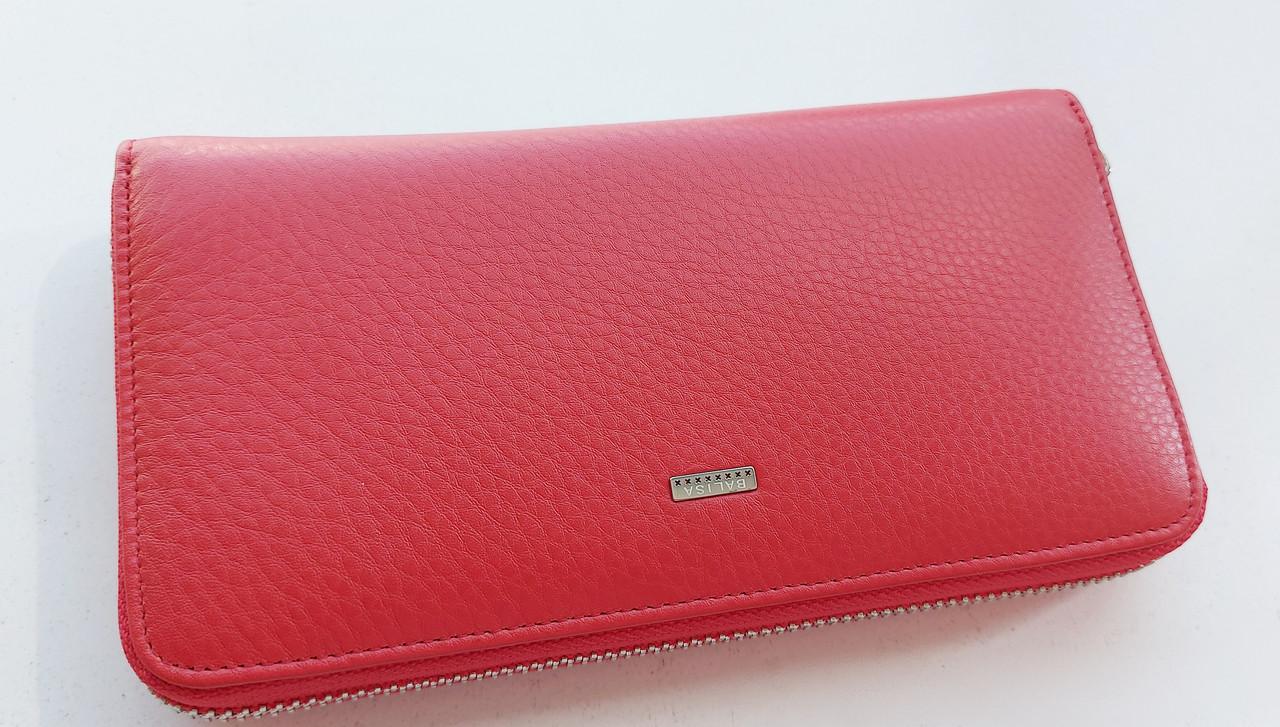 Женский кожаный кошелек Balisa 3-924 красный Кожаные кошельки оптом Одесса 7 км