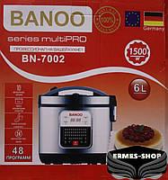 Мультиварка Banoo BN-7002 | 1500W, фото 2
