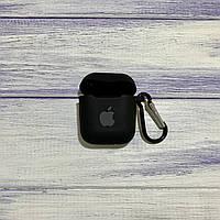 Чехол Silicone Case для Apple AirPods 1/2 Black