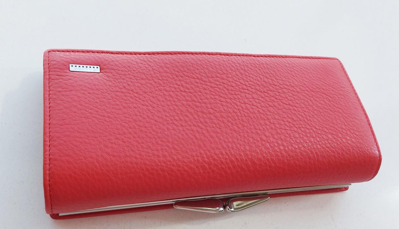 Женский кожаный кошелек Balisa 3-827 красный Кожаные кошельки оптом Одесса 7 км