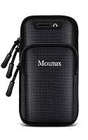 Сумка для смартфона на руку Moutux спортивная