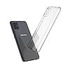 Samsung Galaxy A51 защитный чехол Transparent\ захисний чохол
