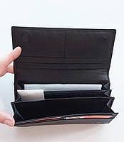 Жіночий шкіряний гаманець Balisa 1-827 чорний Шкіряні гаманці оптом Одеса 7 км, фото 2