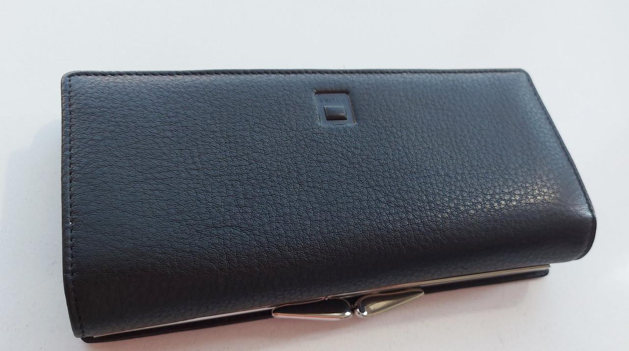 Жіночий шкіряний гаманець Balisa 1-827 чорний Шкіряні гаманці оптом Одеса 7 км