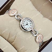 Часы женские наручные Sputnik 995520 Silver/White