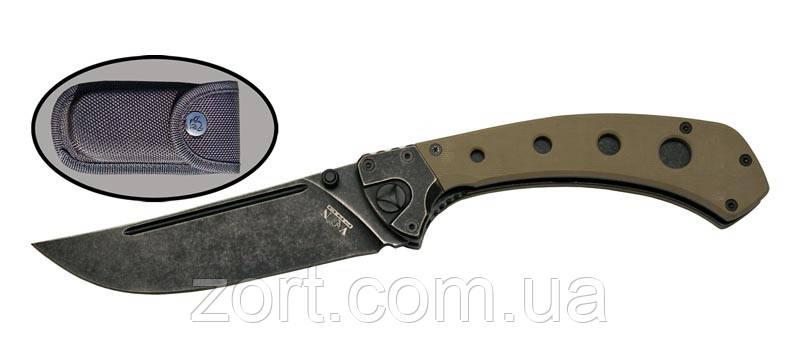 Нож складной, механический Восток, фото 2