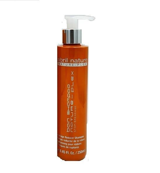 Шампунь глубокое восстановление с кератином для всех типов волос Abril et Nature Keratin Shampoo 250 мл