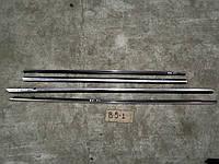 Накладка планка хром двери VW Passat B5 седан 2001 г.в.