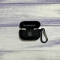 Чохол Silicone Case для Apple AirPods Pro Black