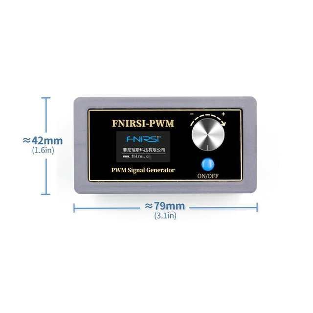 Імпульсний генератор сигналів 1 гц - 150 кГц ШІМ