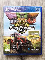 Pure Farming 2018 (англ.) PS4, фото 1