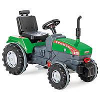 Детский трактор на педалях для 3-9 лет (102*54*66)