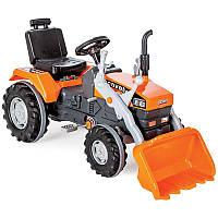 Детский трактор на педалях для 3-9 лет