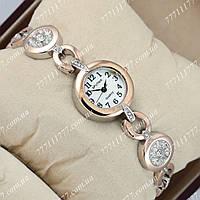 Часы женские наручные Sputnik 995520 Gold/White