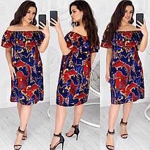 Платье большого размера 2015, фото 2