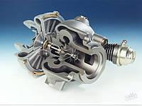 Стандартный ремонт турбины