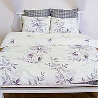 Комплект постельного белья двуспальный 2 спальный сатин