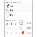 Зошит Англійська мова 1 клас Smart Book Авт: Mitchell H. Вид: MM Publications, фото 2