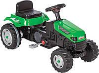 Детский трактор на педалях для 3-9 лет (95*51*51см)