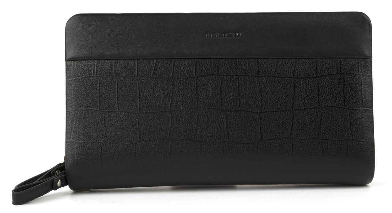 Мужской стильный классический портмоне барсетка из PU кожи Saralyn art. W-339L