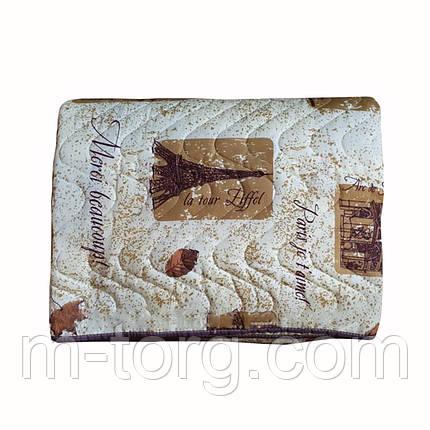"""Париж"" Летнее одеяло покрывало евро размер 200/210, фото 2"