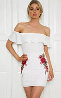 """Платье """"Sardius"""" white"""