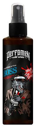 """Матовый солевой спрей для укладки волос Perfomen """"BOSS"""" 200мл, фото 2"""