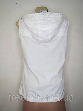 Женская жилетка безрукавка с капюшоном (М) 38/40, фото 2