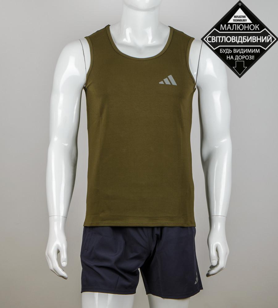 Майка мужская Adidas (2070мм), Хаки