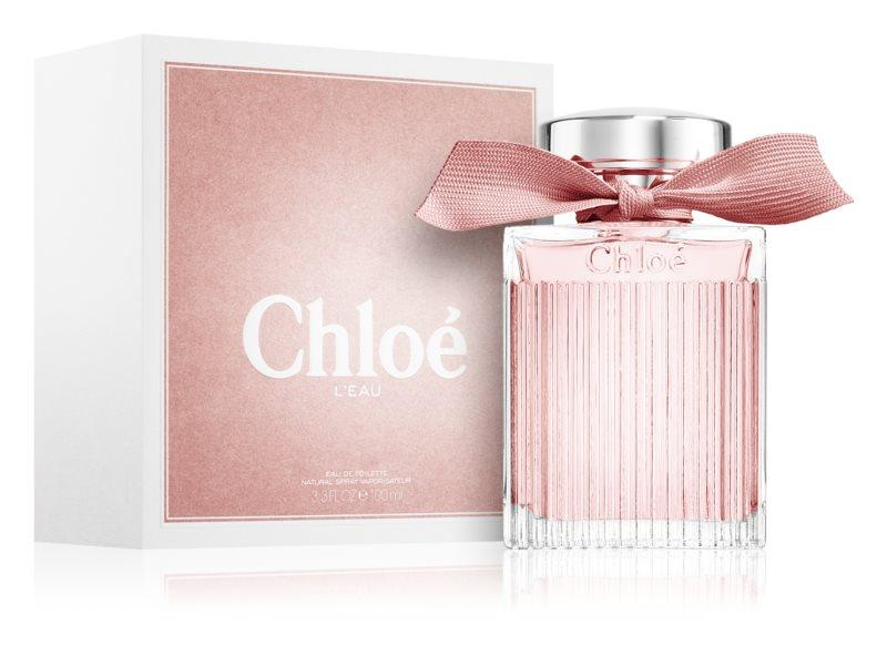Chloe L'Eau de Chloe 2019 Туалетная вода EDT 100ml (Хлое Ле Де Хлое) Женский Парфюм Парфюмерия Духи EDP Parfum