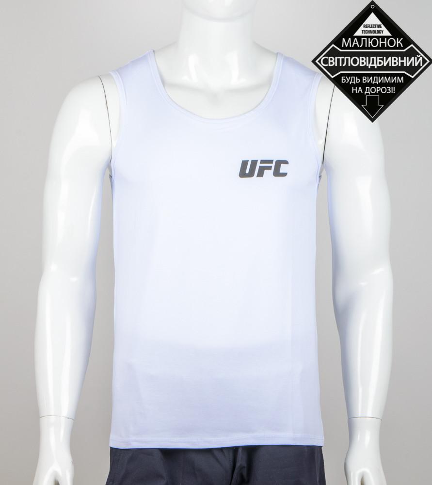 Майка чоловіча Reebok UFC (2068мм), Білий