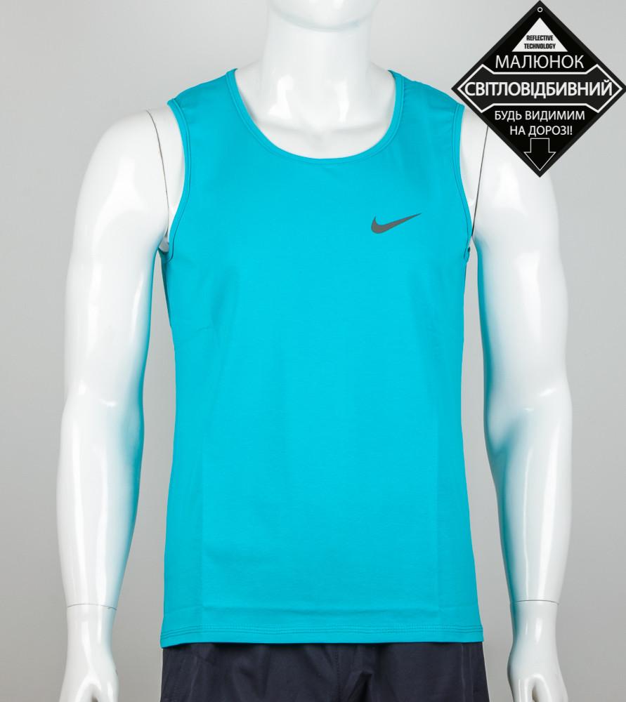 Майка мужская Nike (2069мм), Бирюза