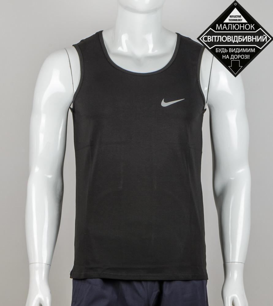 Майка мужская Nike (2069мм), Черный