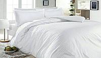 Двуспальный Комплект постельного белья IMAN из Бязи, Хлопок GOLD LUX 2 пододеяльника 1 наволочка Постільна білизна