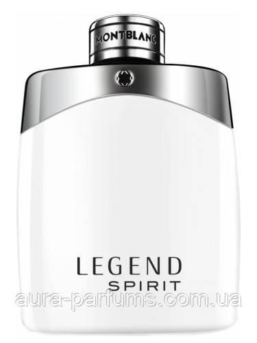 Mont Blanc Legend Spirit edt 100 ml. лицензия Тестер