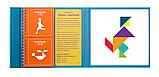 Танграм для початківців Магнітна гра головоломка (Tangram for Beginners), фото 2
