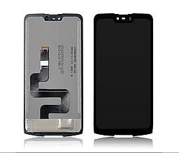 Дисплей + Сенсор для Doogee S90 Black