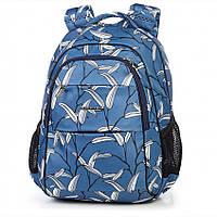 Рюкзак школьный Dolly-544 Синий