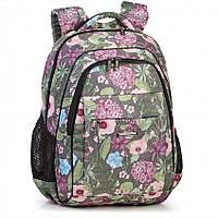Рюкзак школьный Dolly-545 Коричневый
