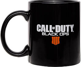 Кружка Gaya Call of Duty Black Ops 4 Mug 330 ml - Logo Black