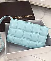 Кожаная женская сумка Bottega Veneta Cassette Bag. Видео обзор. Натуральная кожа, полный люкс комплект.
