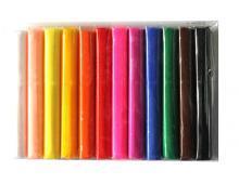 Термопластилин (полимерная глина), 12 цветов (839602)