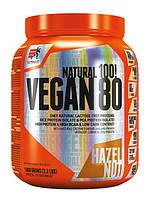 Протеин EXTRIFIT VEGAN 80 2000г Вкус : NAZELNUT