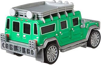Тачки: Хаммер Ти Джей (T.J.) Disney Pixar Cars Deluxe  от Mattel, фото 2