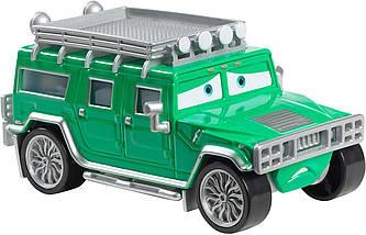 Тачки: Хаммер Ти Джей (T.J.) Disney Pixar Cars Deluxe  от Mattel, фото 3