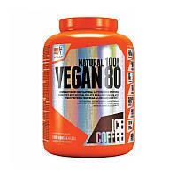 Протеин EXTRIFIT VEGAN 80 2000г Вкус : Ice Coffee