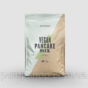 Смесь для приготовления блинчиков для веганов MyProtein MyVitamins Vegan Pancake Mix 500 г