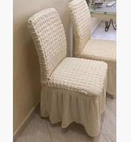Чехлы на кресла комплект 6 шт